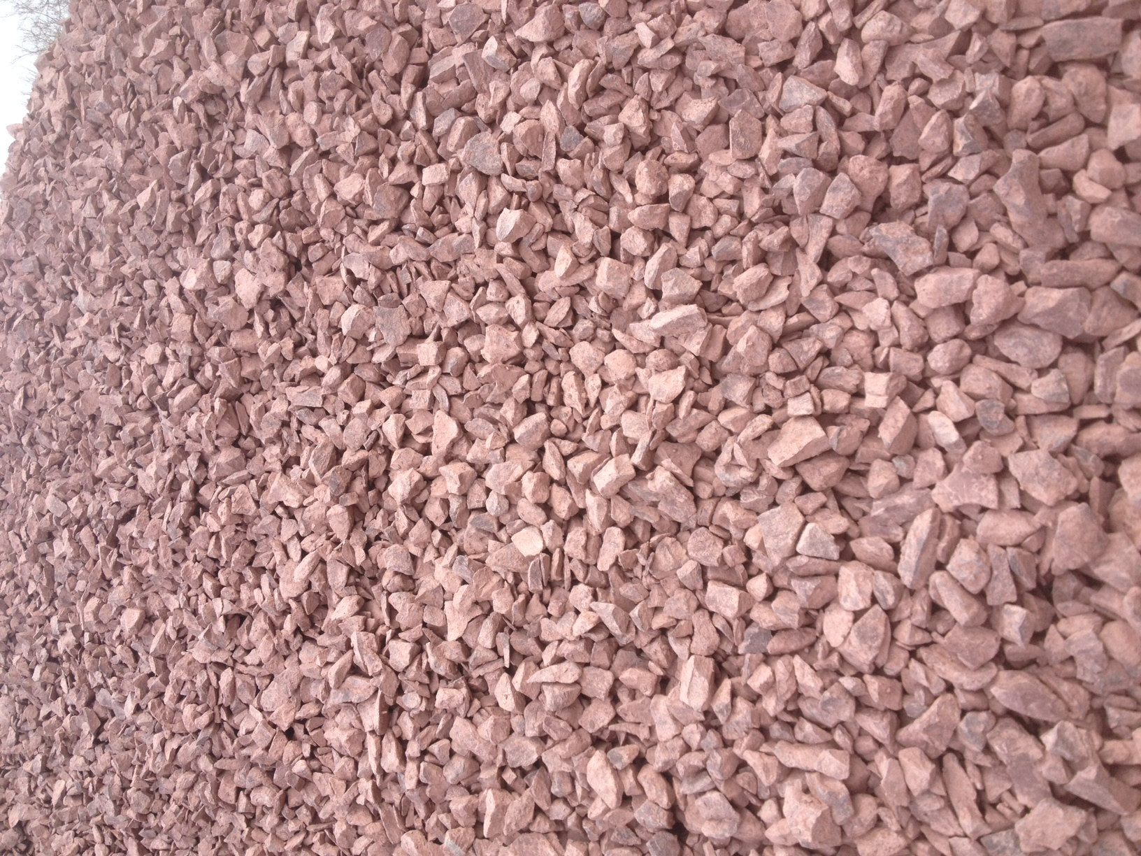 Stone gravel sand corner supply landscape yard for Landscaping stones